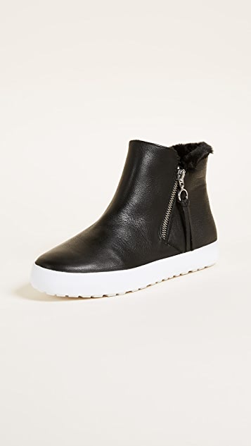 Rebecca Minkoff Shelly Zip High Top Sneakers