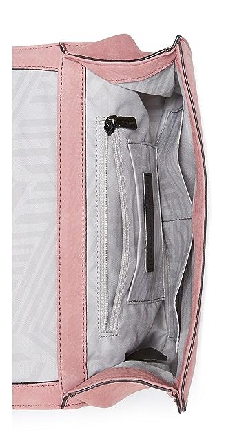 Rebecca Minkoff Love Cross Body Bag with Beaded Guitar Strap