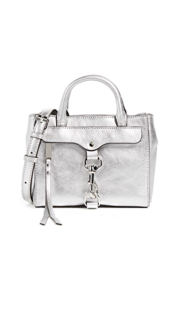 Rebecca Minkoff Dog Clip Tote Cross Body Bag
