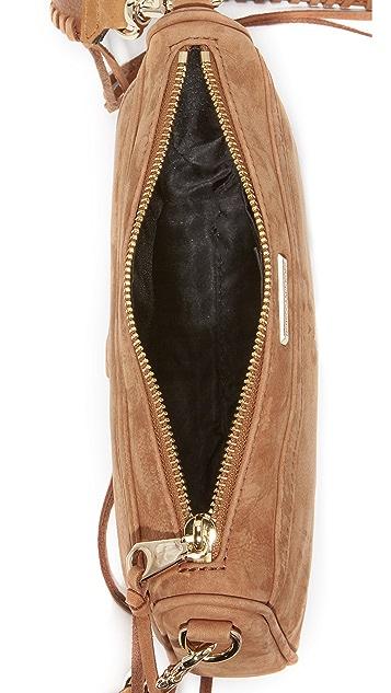 Rebecca Minkoff Mini MAC Cross Body Bag with Guitar Strap
