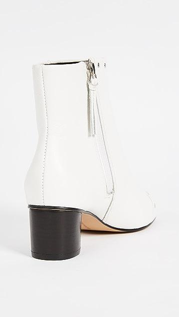Rebecca Minkoff Isley Block Heel Ankle Boots