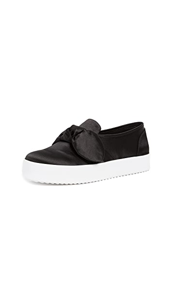 Rebecca Minkoff Stacey Bow Sneakers