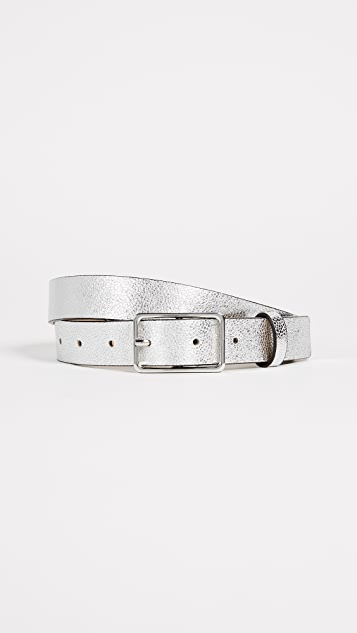 Rebecca Minkoff Elenora Crackle Belt