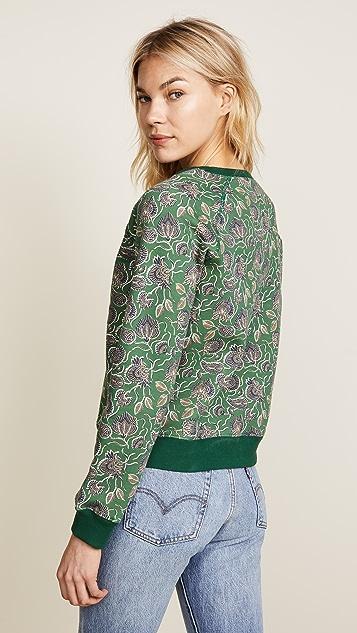 Rebecca Minkoff Lotus Paisley Sweatshirt; Rebecca Minkoff Lotus Paisley  Sweatshirt ...