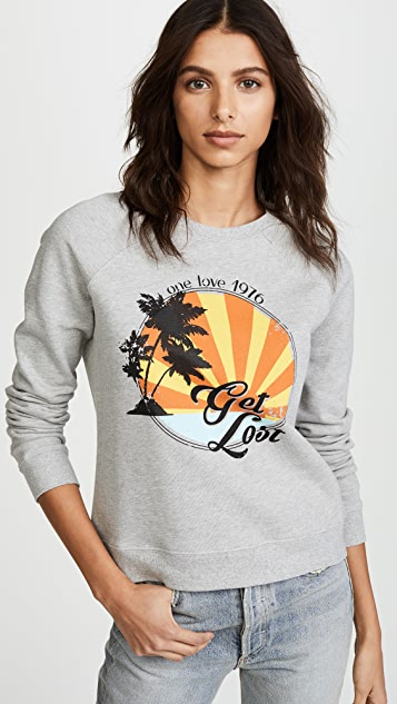 Rebecca Minkoff Get Lost Sweatshirt