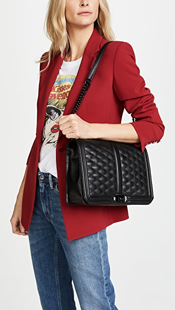 Rebecca Minkoff Jumbo Love Bag