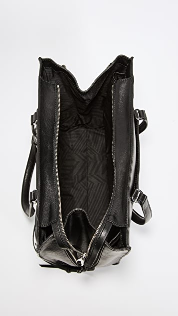Rebecca Minkoff Side Zip Regan Tote