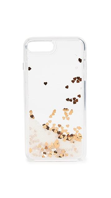 Rebecca Minkoff Confetti Hearts iPhone 7 Plus / 8 Plus Case