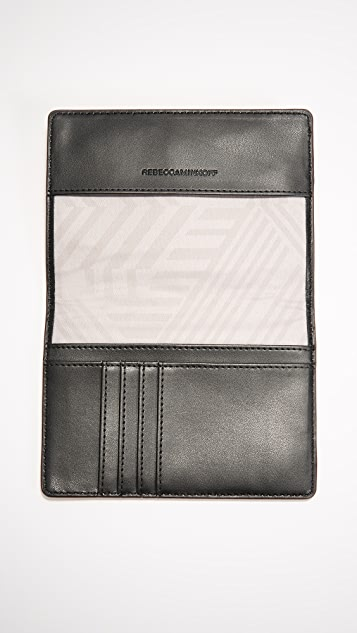 Rebecca Minkoff Adventures Awaits Passport Case