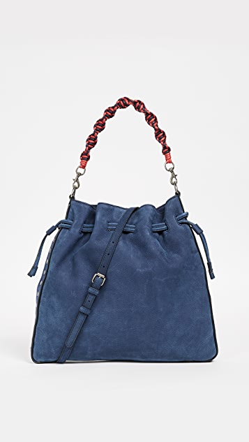 Rebecca Minkoff Medium Drawstring Cross Body Bag