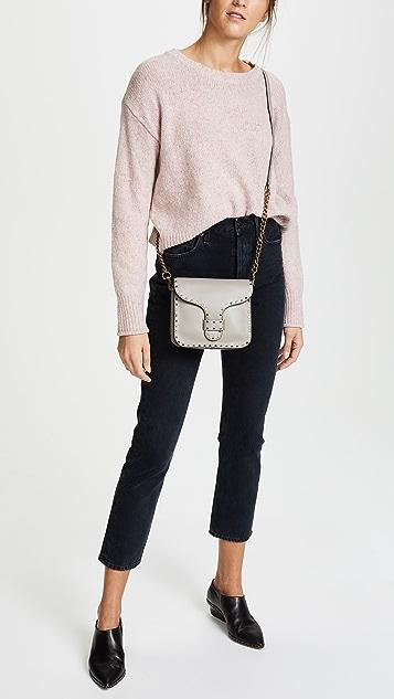 Rebecca Minkoff Midnight Mini Messenger Bag