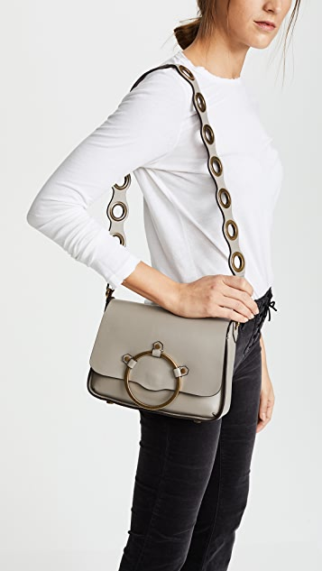 Rebecca Minkoff Ring Shoulder Bag