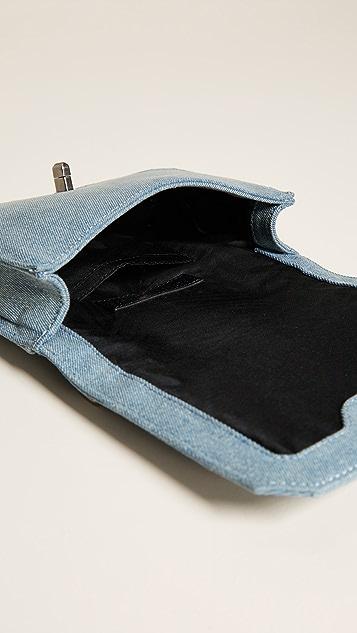 Rebecca Minkoff Small Love Cross Body Bag