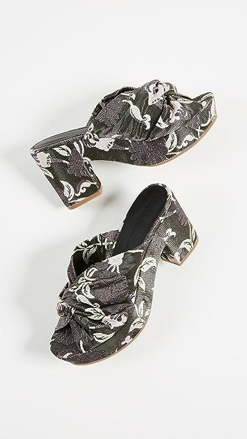 Rebecca Minkoff Jaden Platform Sandals