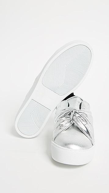 Rebecca Minkoff Nicole Knot Sneakers