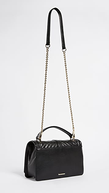 Rebecca Minkoff Love Crossbody Bag with Top Handle