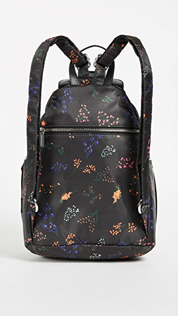 Rebecca Minkoff Julian Washed Nylon Backpack