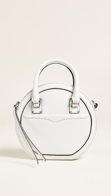 Rebecca Minkoff Bree Circle Bag - Bianco