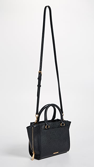 Rebecca Minkoff Side Zip Mini Regan Tote Bag