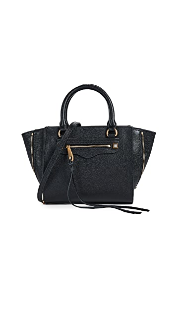 Rebecca Minkoff Side Zip Mini Regan Tote Bag