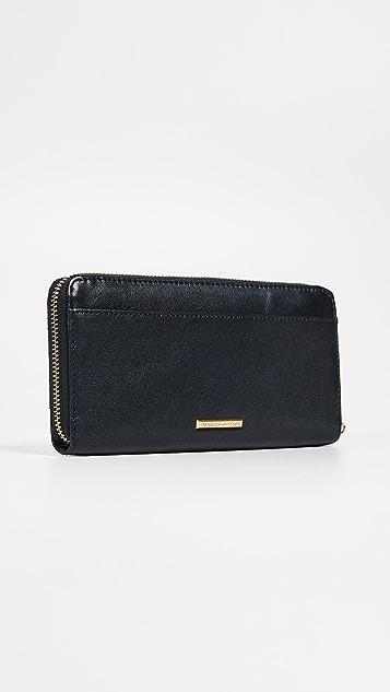 Rebecca Minkoff Continental Wallet