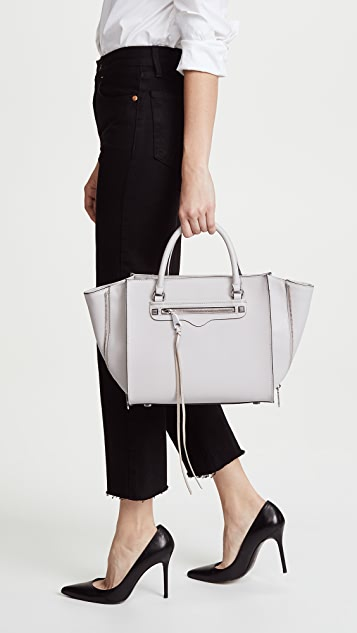 Rebecca Minkoff Side Zip Medium Regan Tote Bag