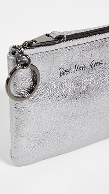 Rebecca Minkoff Best.Mom.Ever Betty Pouch