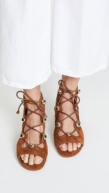 Rebecca Minkoff Kyla Flat Sandals