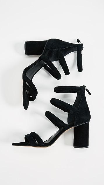 Rebecca Minkoff Andree Tubular Sandals