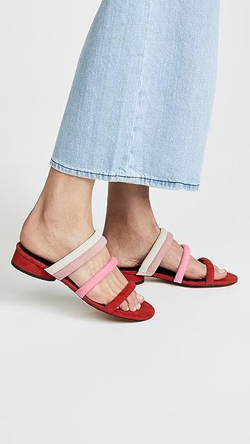 Rebecca Minkoff Kade Tubular Sandals