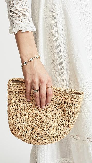 Rebecca Minkoff Evil Eye Bracelet