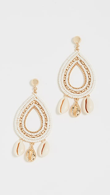 Rebecca Minkoff Louisa Chandelier Earrings
