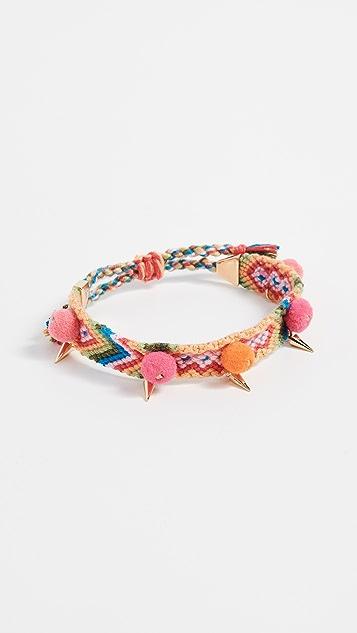 Rebecca Minkoff Cha Cha Friendship Bracelet