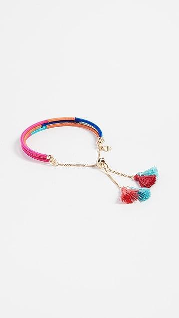 Rebecca Minkoff Tubular Wrapped Cuff Bracelet