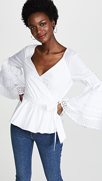 Melly Top by Rebecca Minkoff