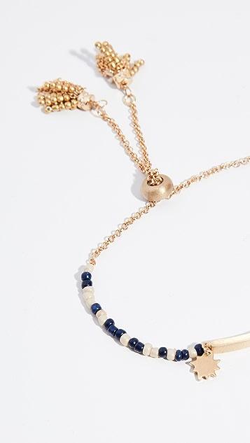 Rebecca Minkoff Sole Beaded Pulley Bracelet