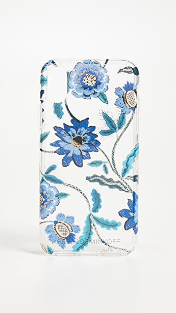 Rebecca Minkoff Garden Floral Print iPhone X Case