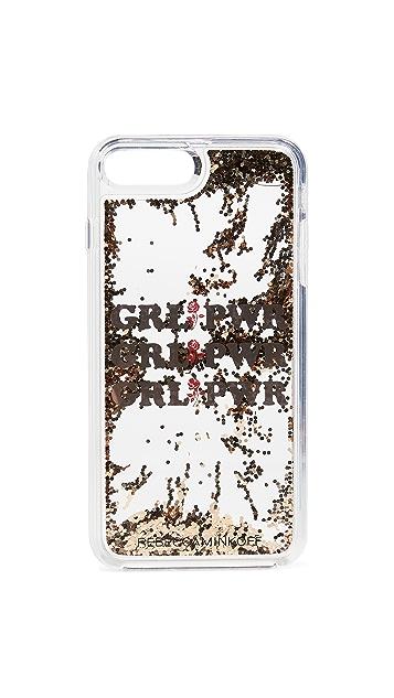 Rebecca Minkoff Glitterfall iPhone 7 Plus/8 Plus Case