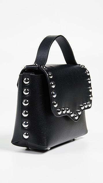 Rebecca Minkoff Blythe Small Flap Cross Body Bag
