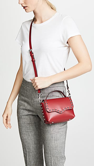 Rebecca Minkoff Blythe Small Flap Cross Body Bag