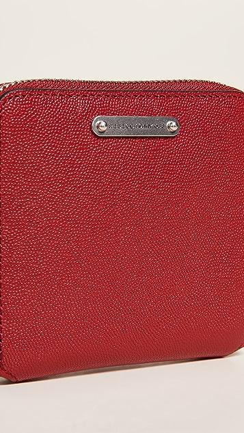 Rebecca Minkoff Medium Zip Around Wallet