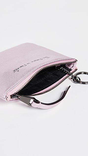 Rebecca Minkoff The Future is Female Pouch