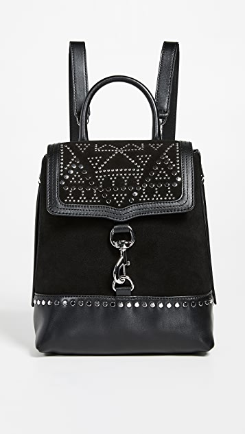Rebecca Minkoff Bree Convertible Backpacks With Studs