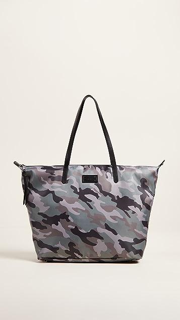 Rebecca Minkoff Nylon Camo Print Tote Bag