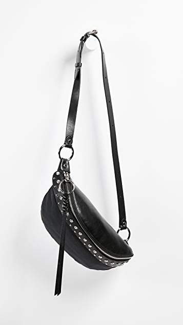 Rebecca Minkoff Sling Belt Bag with Crystals