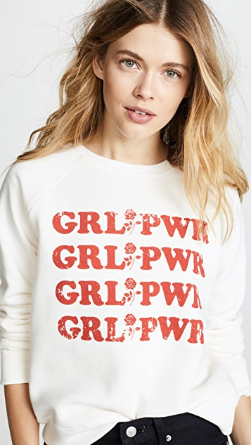 Rebecca Minkoff Girl Power Sweatshirt