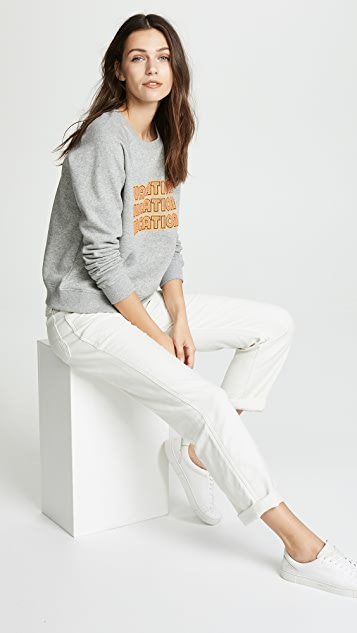 Rebecca Minkoff Vacation Sweatshirt
