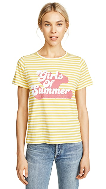 Rebecca Minkoff Girls Of Summer Tee