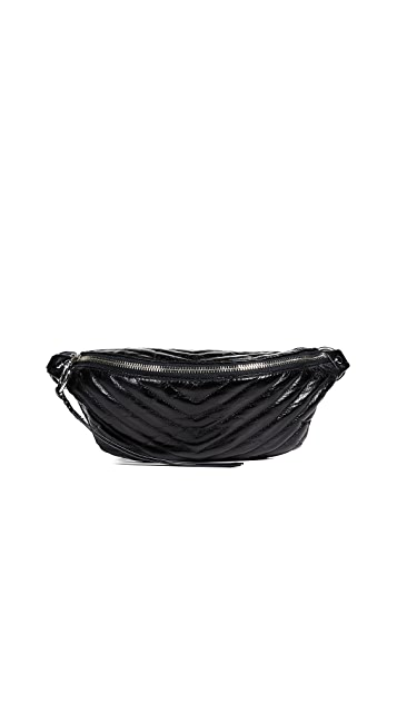 Rebecca Minkoff Edie Quilted Belt Bag