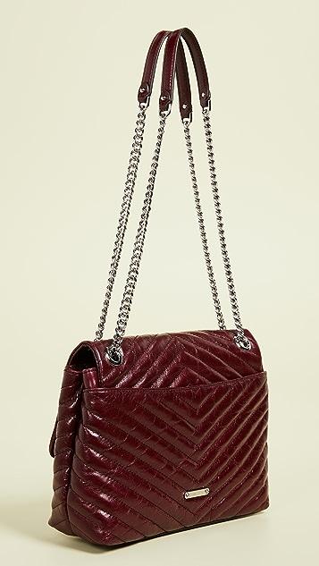 Rebecca Minkoff Edie Quilted Shoulder Bag